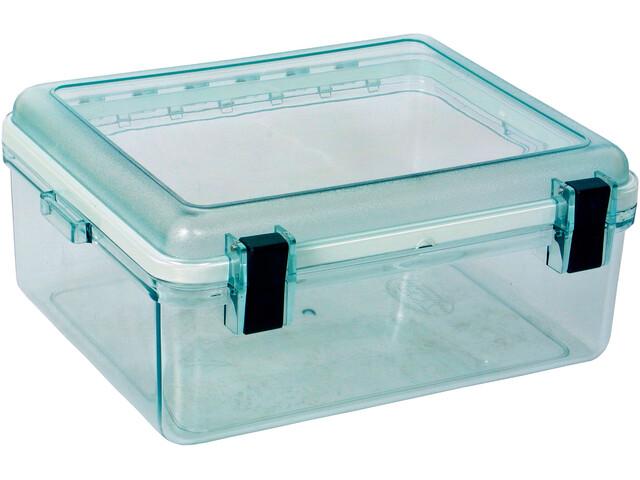 GSI Lexan Box - Cajas - talla L gris/blanco